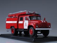 ZIL-130 AC-40 63B fire engine Sharjah Start Scale Models (SSM) 1:43