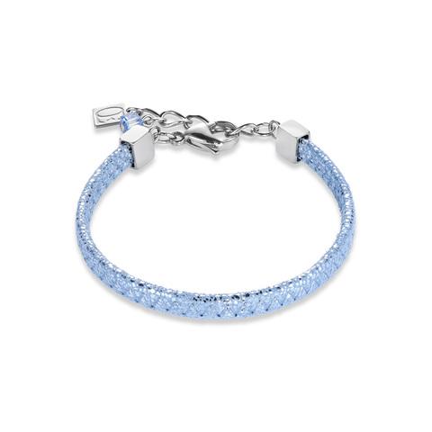 Браслет Coeur de Lion 0122/30-0720 цвет голубой