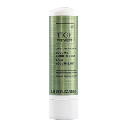 TIGI Copyright Custom Care Volume Conditioner - Кондиционер для объема