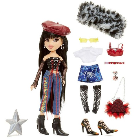 Братц Коллекционная кукла Джейд