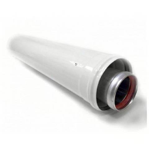 Труба для коаксиального дымохода Viessmann LAS D60/100 мм, длина 500 мм (укорачиваемая)