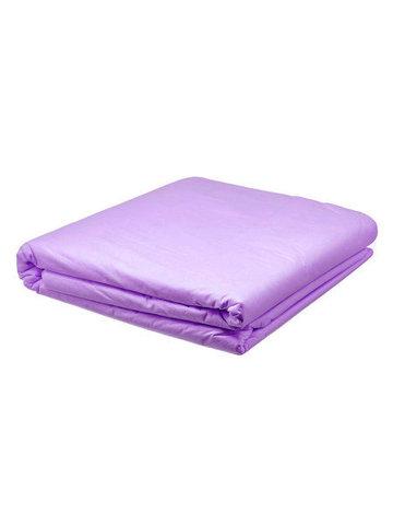 Простыни 70х200 (сложение) фиолетовые 25 штук