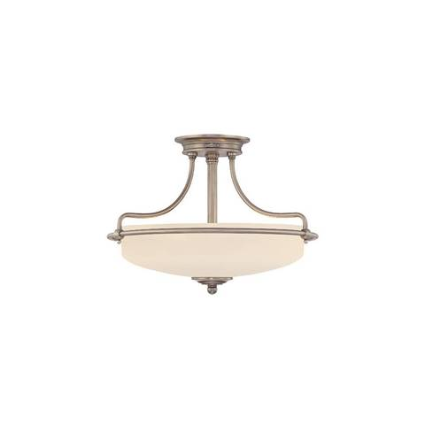 Потолочный светильник Quoizel, Арт. QZ/GRIFFIN/SFSAN