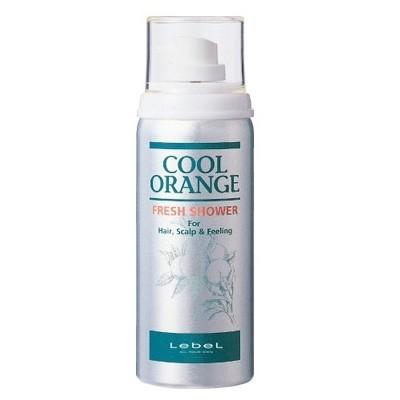 Lebel Cool Orange: Освежитель - спрей для волос и кожи головы Холодный апельсин (Fresh Shower), 75мл/225мл