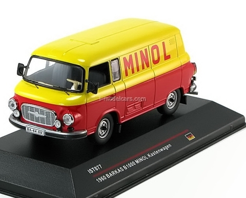 FRAMO V901 Pick-up 1957 Red and Black IST034 IST 1:43 New in a box!