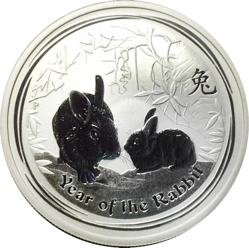 """50 центов """"Год Кролика"""". Австралия. 2011г."""