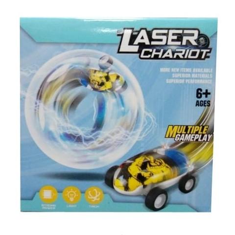 Машинка в шаре Laser Chariot