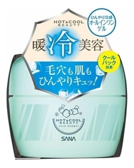 Крем для лица с охлаждающим эффектом Hot & Cool Beauty Skin Sorbet 100г