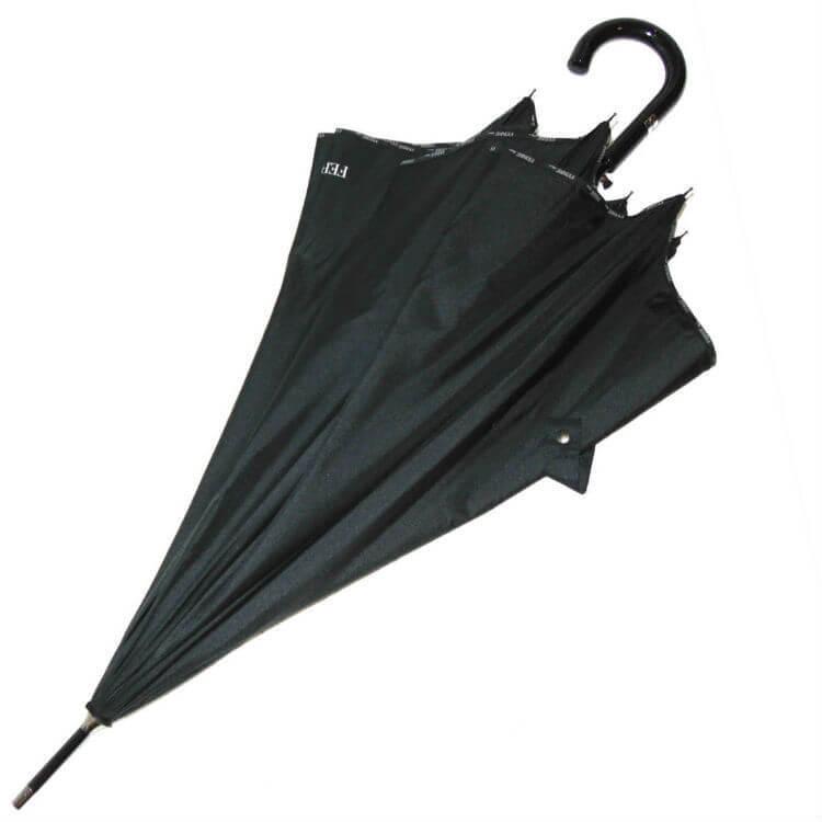 Зонт-трость Ferre GF -LA3015-gr-Nero grande