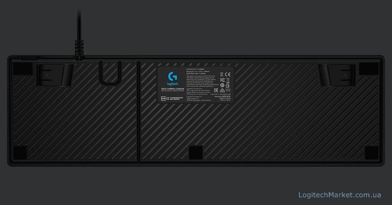LOGITECH G513 Carbon Linear Switch
