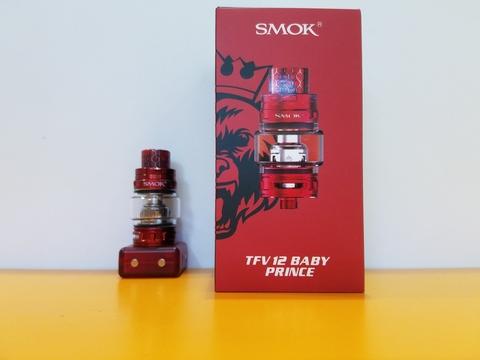 Бак TFV12 Baby Prince by SMOK 22mm 4.5ml