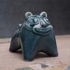 """Скульптура """"Синий зверь"""""""
