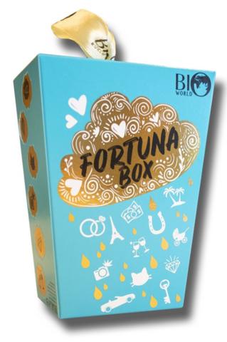 Bio World Secret Life Набор косметики Fortuna Box