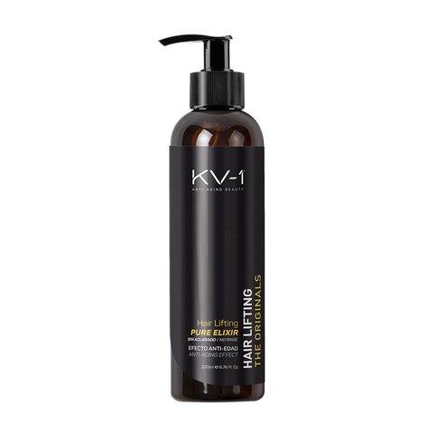 KV-1 Несмываемый Anti-Age лифтинг с маслом виноградных косточек Hair Lifting Pure Elixir