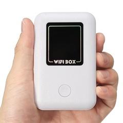 Wi-Fi роутер мобильный 4G c Power bank