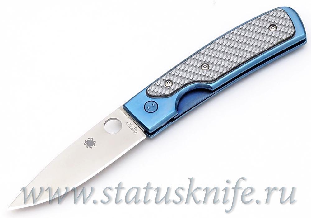 Нож Spyderco Centofante Tribute C155TIP