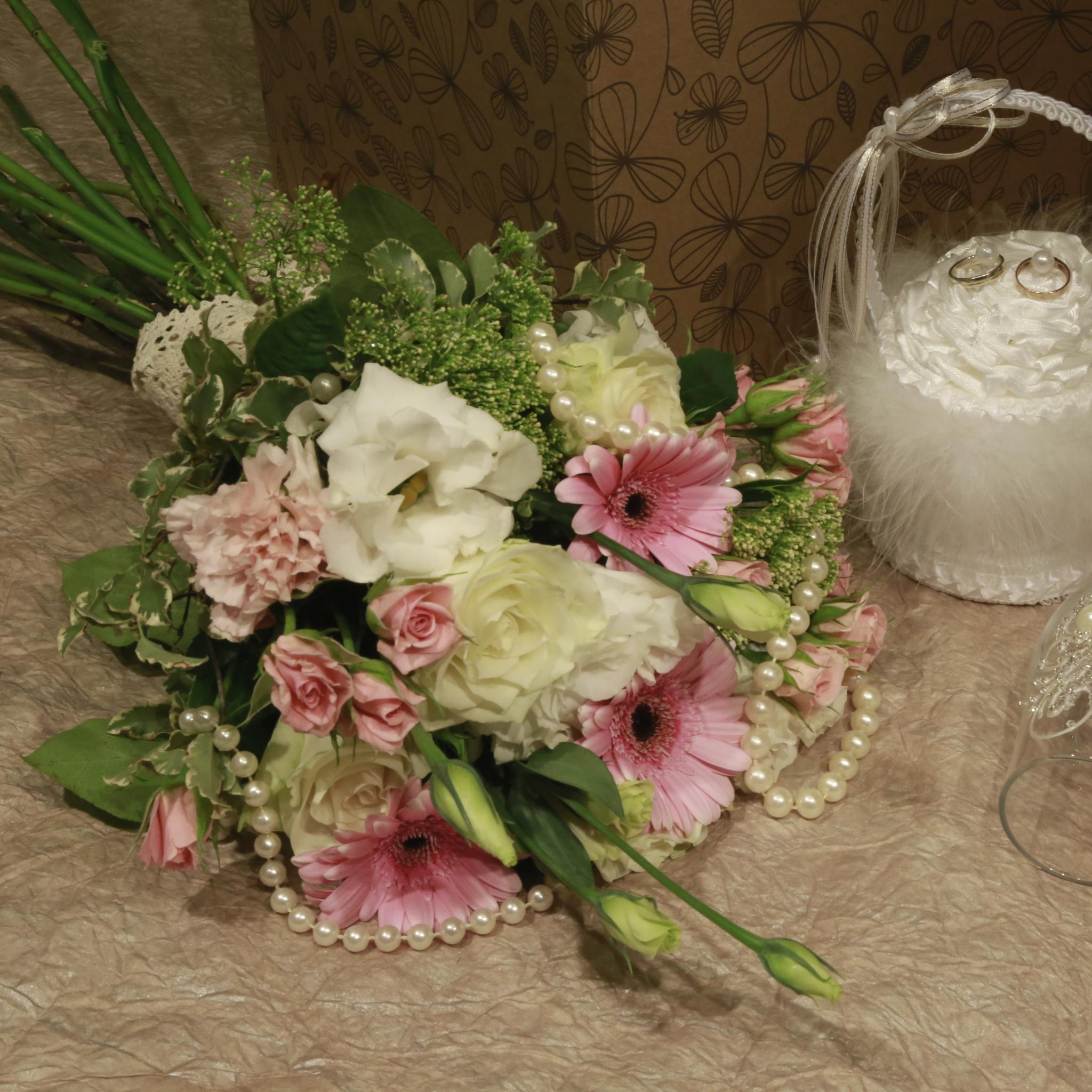 Букет невесты №3