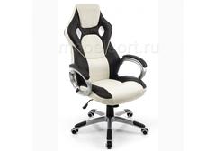 Компьютерное кресло Навара (Navara) кремовое / черное