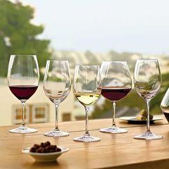 Бокал для вина Riedel Sommeliers Black Series Bordeaux Grand Cru, 860 мл, фото 5