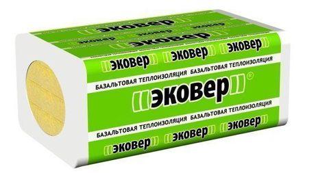 Эковер Вент-Фасад 80 кг/м3 1000х600х50 8 шт