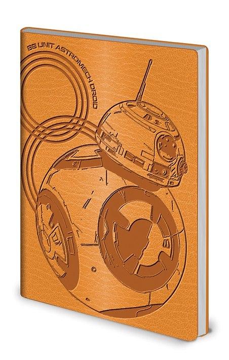 Записная книжка Star Wars (BB-8)