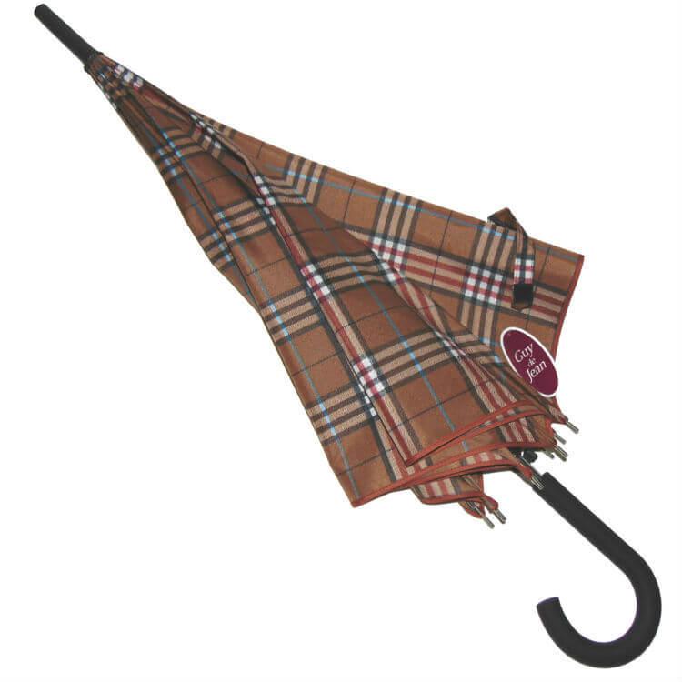 Зонт-трость Guy de Jean -ТС- British terre
