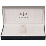 Шариковая ручка Parker Sonnet K535 PREMIUM Feminine Silver PGT 925 (12.84гр) Mblack (1859493)