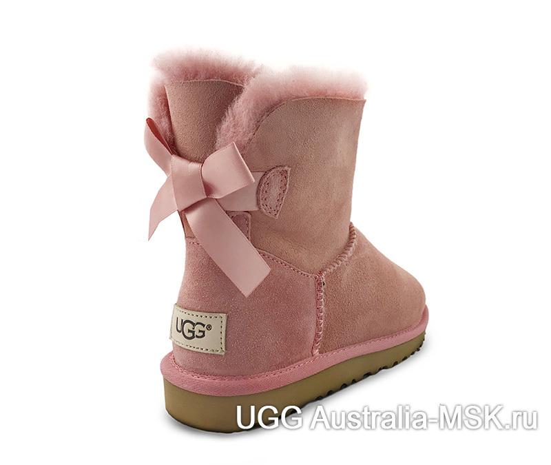 UGG Bailey Bow II Mini Pink