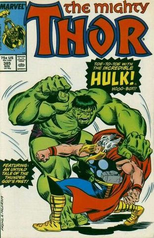 Mighty Thor #385