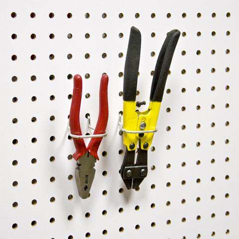 Крючки для плоскогубцев (4 шт.) для перфопанели PH814