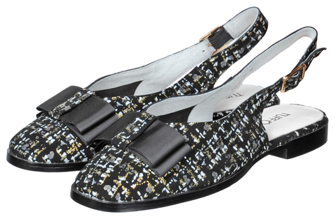 YW161-21 туфли открытые женские TUFFONI