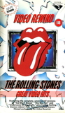 The Rolling Stones / Video Rewind: Great Video Hits (VHS)