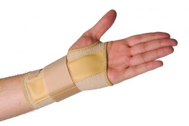 Лучезапястный сустав и пальцы Шина на лучезапястный сустав (короткая) (правая/левая) prod_1248458688.jpg