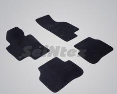 Ворсовые коврики LUX для VW PASSAT B6
