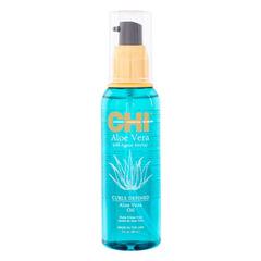 CHI Aloe Vera Oil - Шелк для восстановления и увлажнения волос с Алоэ Вера