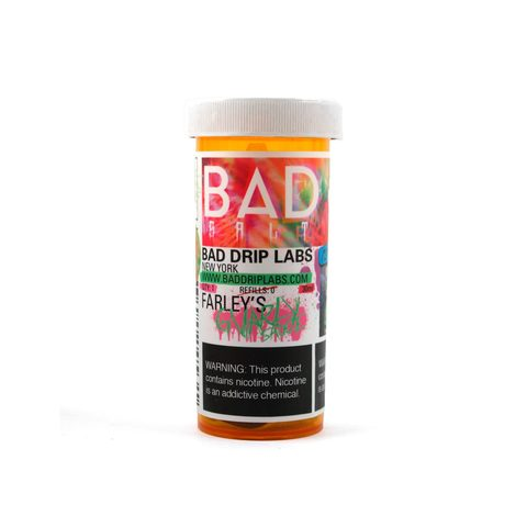Жидкость Bad Drip Salts Farley's Gnarly 30 мл