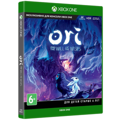 Игра Xbox One Ori and the Will of the Wisps