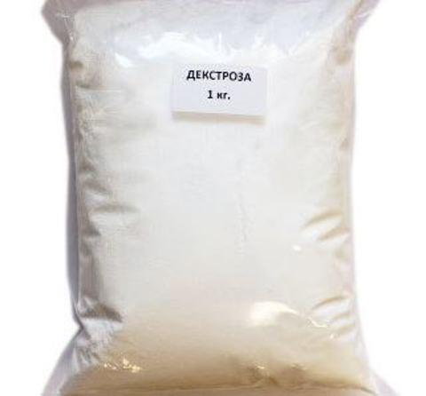 Декстроза-глюкоза 1 кг.
