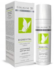 Крем для лица BIOREVITAL DAY с восстанавливающим комплексом, дневной, Medical Collagene 3D