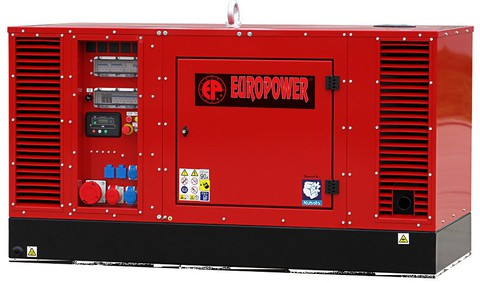 Генератор Europower EPS 44 TDE купить по цене 1 459 990 р.