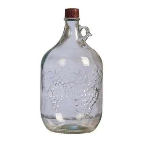 Бутылка стеклянная 5 л «Лоза»