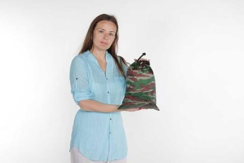 Походный гамак с москитной сеткой камуфляж RG11K