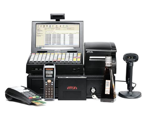 POS-система Магазин у дома С041 HDD500 [FPrint-11ЕНВД,Lin.,Frontol xPOS (54-ФЗ, ЕГАИС),мон.,ДП,КВ MS