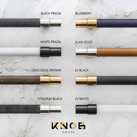 Ручка скоба V41 Premium Leather