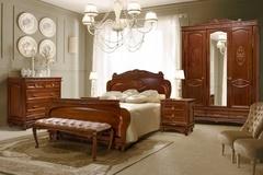 Спальни из массива дерева Флоренция