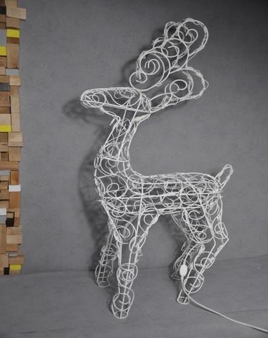 личная фигура олень led