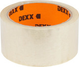 DEXX клеящая упаковочная, прозрачная, 40мкм, 48...