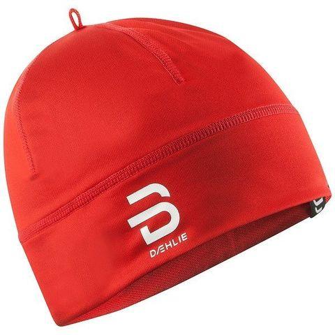 Картинка шапка Bjorn Daehlie Hat Polyknit High Risk Red
