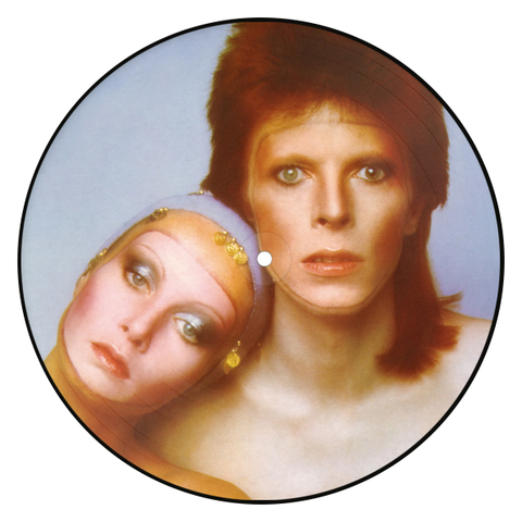 David Bowie / Pin Ups (Picture Disc)(LP)