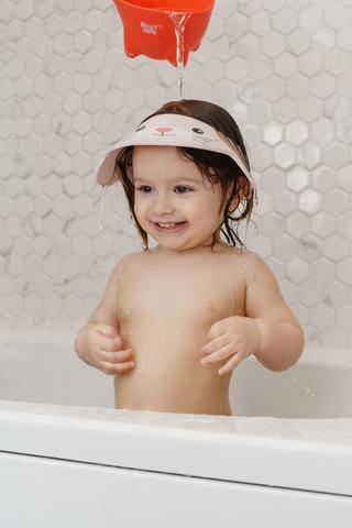 Козырек для мытья головы